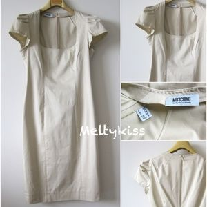 NWOT AUTHENTIC MOSCHINO CHEAP & CHIC MIDI DRESS_8